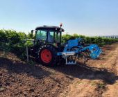 CLAAS: В Краснодарском крае впервые продемонстрированы рабочие возможности трактора NEXOS.
