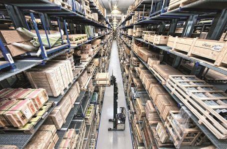 CLAAS увеличивает центральный склад и сокращает время доставки запчастей по всему миру