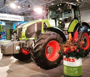 На Югагро CLAAS рассказал о методах повышения производительности в агробизнесе