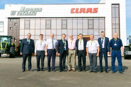 В Волгоградской области открыт новый сервис...