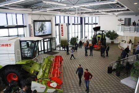 Завод CLAAS в Краснодаре – искусство создавать технику
